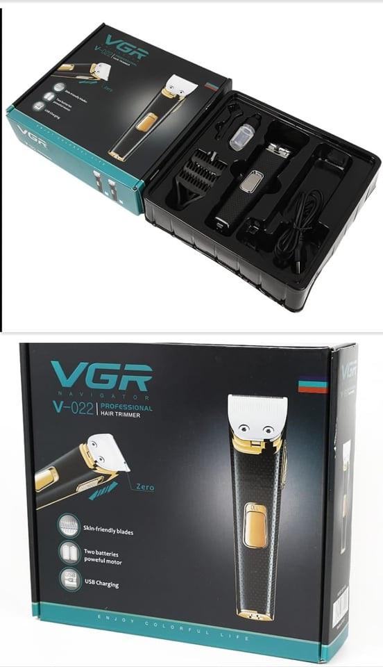 ماشین اصلاح و خط زن وی جی ار مدل VGR V-022